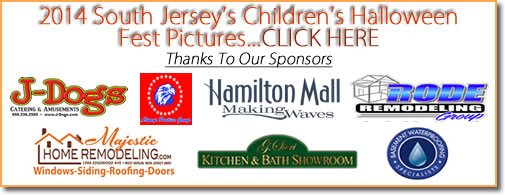 Click to view the 2nd Annual South Jersey's Children's Halloween Fest 2014 Photo Gallery