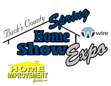 The Buck County Spring Home Show Expo arrives on March 1 and 2 to The Fuge, 780 Falcon Circle, Warminster, Pennsylvania.