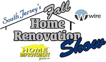 The South Jersey's Fall Home Renovation Show, a three-day event will bring together homeowners and many of the most knowledgeable and experienced remodeling and building experts inside and outside the venue.