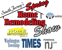 It's a brand new year, which means it is almost time for the South Jersey's Spring Remodeling Show coming to Washington Township on March 28 - 30, 2014.