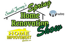 The South Jersey's Spring Home Renovation Show arrives on February 14 -16, for one weekend only, to The Enterprise Center at BCC, 3331 Route 38, Mount Laurel, New Jersey with special events just for you, and the consumer!