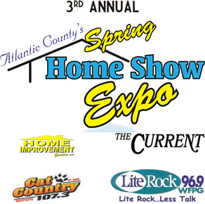 The 3rd Annual Atlantic County's Spring Home Show Expo, a two-day event will bring together homeowners and many of the most knowledgeable and experienced remodeling and building experts under one roof in the Atlantic County area.