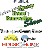 ark your calendars! The fourth annual 2015 Burlington County Spring Home Renovation Show arrives on February 20th-22nd, for one weekend only.