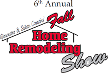 The 6th Annual Glouceste & Salem Counties' Fall Home Remodeling Show, a two-day event will bring together homeowners and many of the most knowledgeable and experienced remodeling and building experts under one roof in the Gloucester & Salem County area.