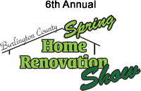 Burlington County; The Moorestown Mall, 400 NJ-38, Moorestown, New Jersey will host the 6th Annual Burlington County Spring Home Renovation Show on March 4 - 5, 2017