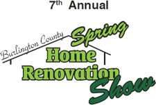 Burlington County; The Moorestown Mall, 400 NJ-38, Moorestown, New Jersey will host the 7th Annual Burlington County Spring Home Renovation Show on May 19 - 20, 2018
