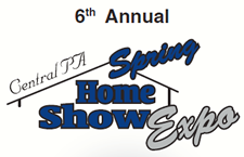 6th Annual Central PA Spring Home Show Expo, a two-day event will bring together homeowners and many of the most knowledgeable and experienced home & decor experts under one roof in the Central PA area.