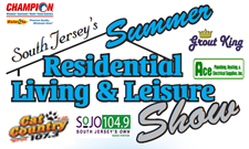 Click to view more information about the South Jersey's Summer Residential Living & Leisure Show