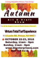 Autumn Art & Craft Show In Pitman, NJ
