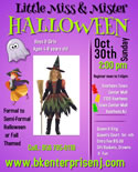 Children's Halloween Fest Pageant 2016 In Voorhees, NJ