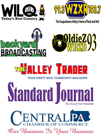 5th Annual Central PA Spring Home Show Expo and Sale Lewisburg, PA Sponsors